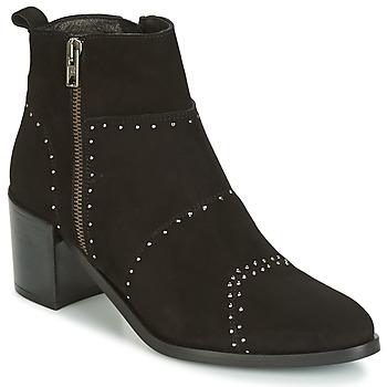 鞋子 女士 短靴 Regard RAPAGA 黑色