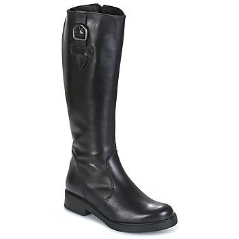 鞋子 女士 都市靴 Samoa 53245-NERO 黑色