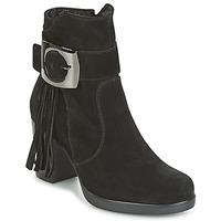 鞋子 女士 短靴 Samoa MARIEL 黑色