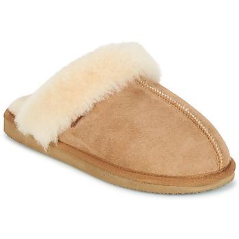 鞋子 女士 拖鞋 Shepherd JESSICA 棕色