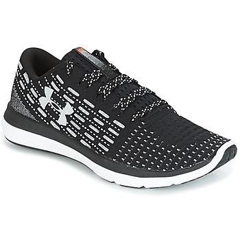 鞋子 男士 跑鞋 Under Armour 安德玛 UA SLINGFLEX 黑色