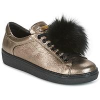 鞋子 女士 球鞋基本款 Tosca Blu CERVINIA POM PON 黑色