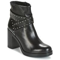 鞋子 女士 短靴 Tosca Blu ST.MORITZ 黑色