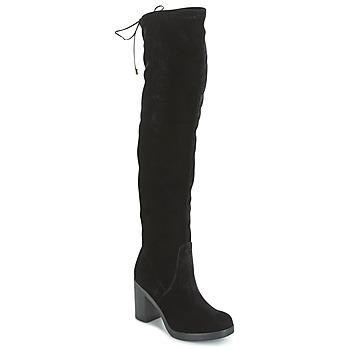 鞋子 女士 綁腿 Tosca Blu ST MORITZ 黑色