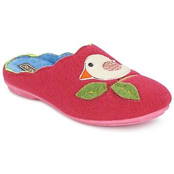 鞋子 女士 拖鞋 Rondinaud RESTONICA 紫红色