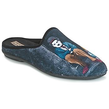 鞋子 男士 拖鞋 Rondinaud CHERAN 黑色