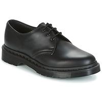 鞋子 德比 Dr Martens 1461 MONO 黑色