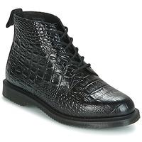 鞋子 女士 短筒靴 Dr Martens EMMELINE 黑色