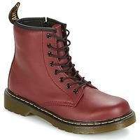 鞋子 儿童 短筒靴 Dr Martens DELANEY 红色 / 樱桃红