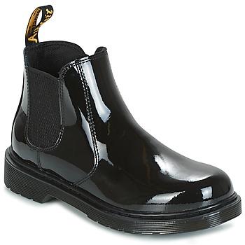 鞋子 女孩 德比 Dr Martens BANZAI 黑色