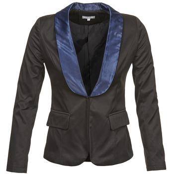 衣服 女士 外套/薄款西服 Betty London BERTHILLE 黑色 / 海蓝色