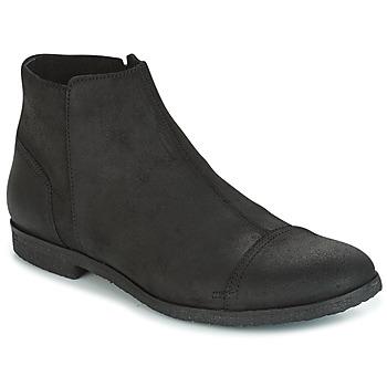 鞋子 男士 短筒靴 Diesel 迪赛尔 D-KRID MID 黑色