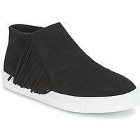 鞋子 女士 短筒靴 Minnetonka GWEN BOOTIE 黑色