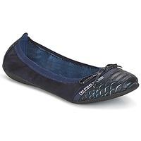 鞋子 女士 平底鞋 Les P'tites Bombes CAPRICE 海蓝色