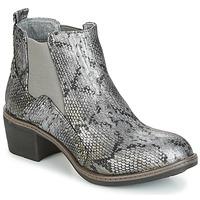 鞋子 女士 短靴 Les P'tites Bombes CAROLE 灰色