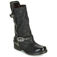 鞋子 女士 都市靴 Airstep / A.S.98 SAINT EC BUCKLE 黑色