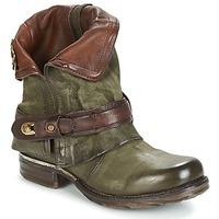 鞋子 女士 短筒靴 Airstep / A.S.98 SAINT BIKE 卡其色