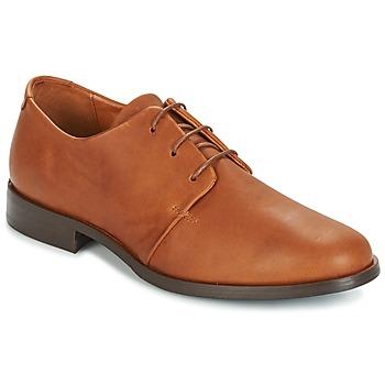 鞋子 男士 德比 M. Moustache OSCAR 棕色
