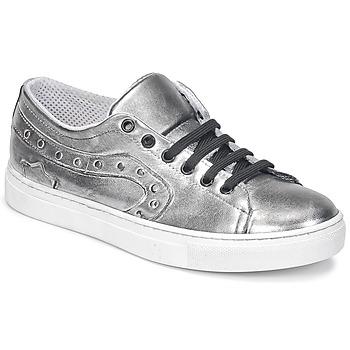 鞋子 女士 球鞋基本款 Lola Espeleta NOEME 银灰色