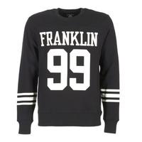 衣服 男士 卫衣 Franklin & Marshall GECAR 黑色 / 白色