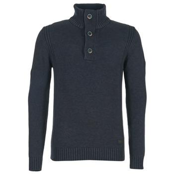 衣服 男士 羊毛衫 Petrol Industry DERMO 海蓝色