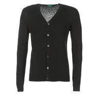 衣服 男士 羊毛开衫 Benetton MELODY 黑色