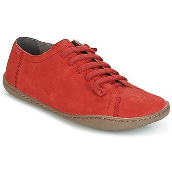 鞋子 女士 德比 Camper 看步 PEU CAMI 红色