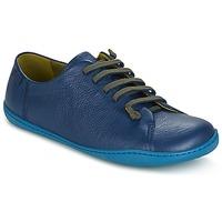 鞋子 男士 德比 Camper 看步 PEU CAMI 海蓝色