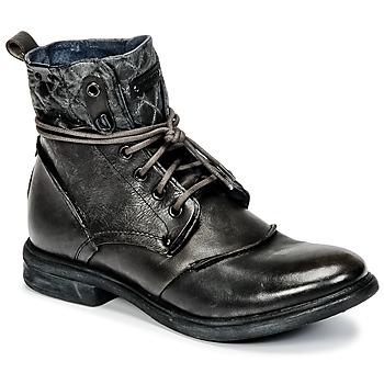 鞋子 男士 短筒靴 Bunker BONO 灰色