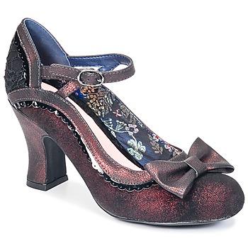 鞋子 女士 高跟鞋 Bunker SMART 波尔多红