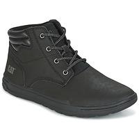 鞋子 男士 高帮鞋 Caterpillar CREEDENCE 黑色