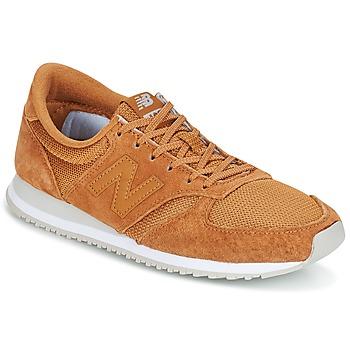 鞋子 球鞋基本款 New Balance新百伦 U420 棕色