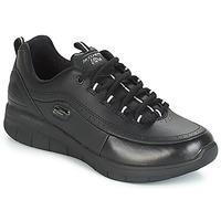 鞋子 女士 训练鞋 Skechers 斯凯奇 SYNERGY 2.0 Women sport 黑色