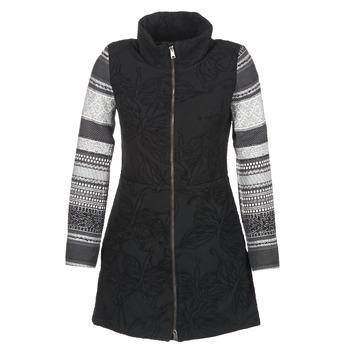 衣服 女士 大衣 Desigual GRAME 黑色