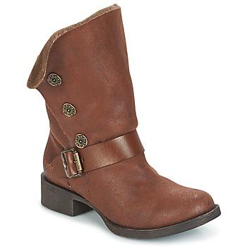 鞋子 女士 短筒靴 Blowfish KATTI 棕色