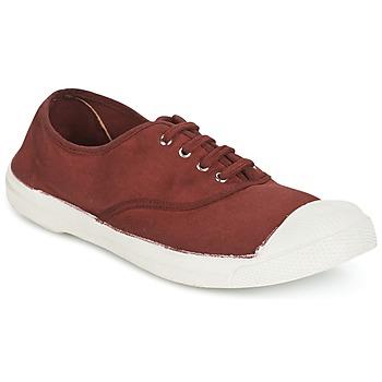 鞋子 女士 球鞋基本款 Bensimon TENNIS LACET Lie / De / Vin