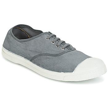 鞋子 男士 球鞋基本款 Bensimon TENNIS LACET 灰色