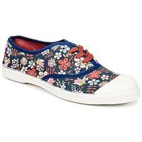 鞋子 女士 球鞋基本款 Bensimon TENNIS LIBERTY 海蓝色