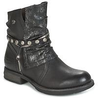 鞋子 女士 短筒靴 Tom Tailor 汤姆裁缝 RESTOUNE 黑色