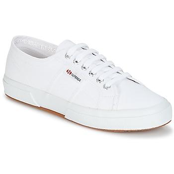 鞋子 球鞋基本款 Superga 2750 CLASSIC 白色