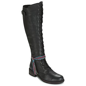 鞋子 女士 绑腿 Felmini HARDY 黑色