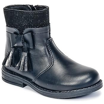 鞋子 女孩 短筒靴 Citrouille et Compagnie HEYLI 黑色