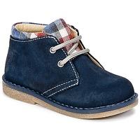 鞋子 男孩 短筒靴 Citrouille et Compagnie HEYLI 海蓝色