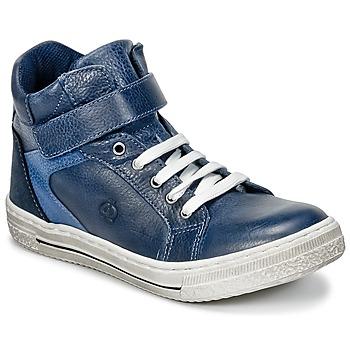 鞋子 男孩 高帮鞋 Citrouille et Compagnie HOCHOU 海蓝色