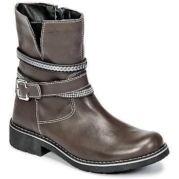 鞋子 女孩 短筒靴 Citrouille et Compagnie HASU 灰色