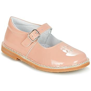 鞋子 女孩 平底鞋 Citrouille et Compagnie HIVETTE 玫瑰色