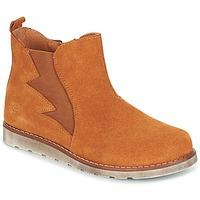 鞋子 男孩 短筒靴 Citrouille et Compagnie HISSA 驼色