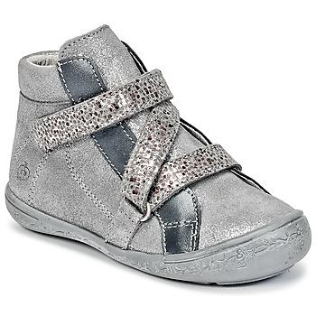 鞋子 女孩 高帮鞋 Citrouille et Compagnie HISSOU 灰色