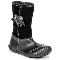 鞋子 女孩 都市靴 Citrouille et Compagnie HYDIL 黑色