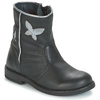 鞋子 女孩 短筒靴 Citrouille et Compagnie HORELI 黑色